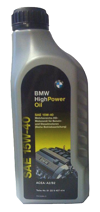 BMW High Power Oil 15W-40