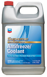 Chevron Supreme Anti-Freeze