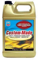 Chevron Custom-Made Antifreeze (желтый)