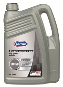 Comma Motorsport Oil 5w50