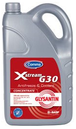 Comma Xstream G30 Coolant