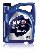 ELF EVOLUTION 900 FT 5W40