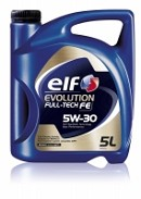 ELF EVOLUTION FULLTECH FE 5W30