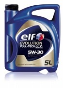 ELF EVOLUTION FULLTECH LLX 5W30