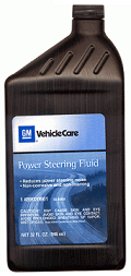 GM Fluid, P/S Oil-Power Steering