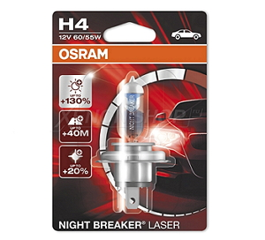 Osram Night Breaker Laser H4-1
