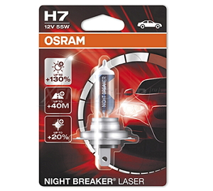 Osram Night Breaker Laser H7-1