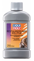 Restaurierungs Politur