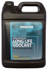 MAZDA Long Life Coolant GREEN