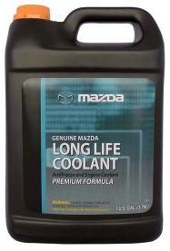 MAZDA Premium LongLife Coolant ORANGE