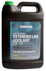 MAZDA Extended Life Coolant