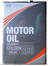 MAZDA Golden ECO 0W20
