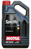 MOTUL SPECIFIC FORD 913 D 5w30