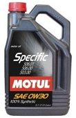 MOTUL SPECIFIC VW 506.01/506.00/503.00 0W30