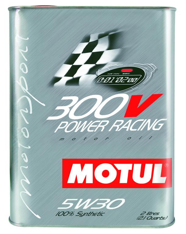 MOTUL 300V Power Racing 5W30