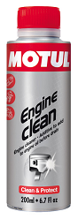 MOTUL Engine Clean 4T stroke