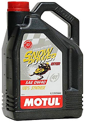 MOTUL SNOW POWER 4T 0w40