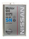 Nissan STRONG SAVE-X SN 5W30