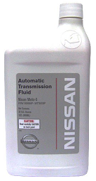 Nissan MATIC FLuid S