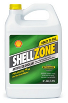 SHELL Premium Antifreeze Diluted