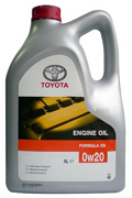 TOYOTA Engine Oil Advanced Fuel Economy 0W-20