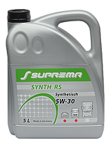 SUPREMA Synth RS 5W-30