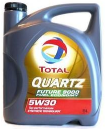 Total Quartz Future 9000 NFC 5W-30