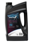 WOLF ANTI-FREEZE LONGLIFE G12+