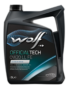 WOLF OFFICIALTECH 0W20 MS-MFE
