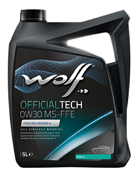 WOLF OFFICIALTECH 0W30 MS-FFE