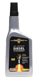 High Performance Diesel System Treatment